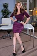 Julia Ann, Olivia Austin - Disciplinary Action Part 2 (1/28/15) x40