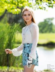 Kathryn Newton - TeenMaven Magazine