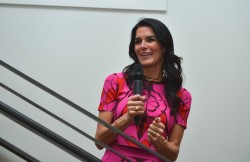 Angie Harmon - Angie Harmon x Red Earth Jewelry Preview Event 1/30/2015