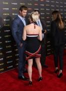 Scarlett Johansson - G'Day USA Gala AACTA International Awards in LA January 31-2015 x49