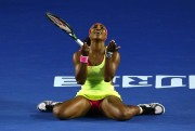 Serena Williams  Australian Open 2015 Final January 31-2015 x19