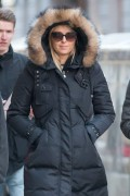 Maria Sharapova Out and about in Krakow, Poland February 3-2015 x23
