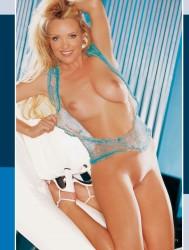 lingerie august 2005 playboy