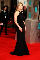Rosamund Pike - 2015 EE British Academy Film Awards in London 2/8/15