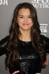 Paris Berelc at the Hollywood premiere of 'McFarland, USA' on Feb. 9, 2015