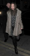 Keira Knightley at Harvey Weinstein's Pre-BAFTA Party at Little House in Mayfair February 6-2015 x30