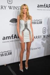 Heidi Klum - 2015 amfAR New York Gala 2/11/15