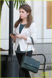 Anna Kendrick - Shopping at the Grove 2/11/15