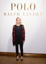 Emma Roberts - Ralph Lauren Polo Mens & Womens Presentation in NYC 2/12/15