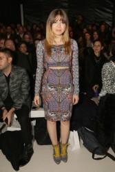 Jennette McCurdy - Mara Hoffman Fashion Show 2/14/15
