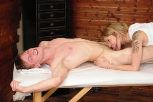 CFNM Sensual Massage part 3