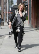 Hilary Duff - Out & About in West Hollywood 2/20/15