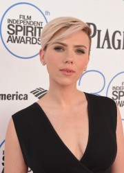 Scarlett Johansson - Film Independent Spirit Awards in Santa Monica 2/21/15