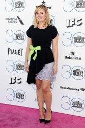 Kristen Bell - 2015 Film Independent Spirit Awards in Santa Monica 2/21/15