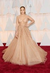 Jennifer Lopez - 87th Annual Academy Awards 2/22/15