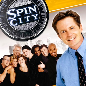Spin City - Stagione 3 (1999) [Completa] DVDMux mp3 ITA