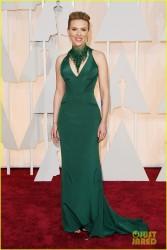 Scarlett Johansson - 87th Annual Academy Awards 2/22/15