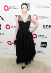 Michelle Trachtenberg - 23rd Annual Elton John AIDS Foundation's Oscar Viewing Party 2/22/15