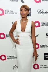 Keke Palmer - 23rd Annual Elton John AIDS Foundation's Oscar Viewing Party 2/22/15