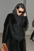 Kim Kardashian - at LAX airport in LA February 24-2015 x79