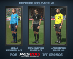 PES2015 Referee Kits Pack v2 by cRoNoS