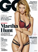 Martha Hunt - GQ Mexico - February 2015 (3x)