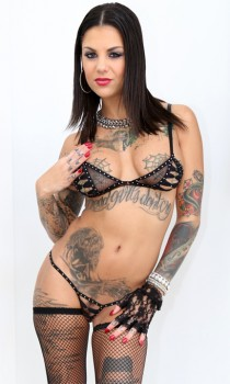 Bonnie Rotten Anal in Hollywood Xposed Cover