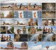 Candice Swanepoel - Victoria's Secret Swim Special 2015 - 1080p / 720p