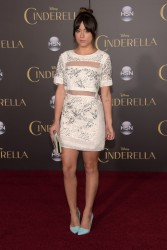 "Chloe Bennet - ""Cinderella"" Premiere in Hollywood 3/1/15"