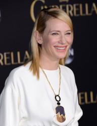 Cate Blanchett - Disney's 'Cinderella' Premiere in Hollywood - 01.03.2015