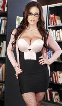Kendra Lust in Librarian Needs A Licking Cover