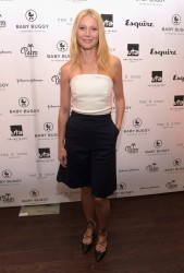 Gwyneth Paltrow - Jerry Seinfeld Hosts Inaugural LA Fatherhood Lunch 3/4/15