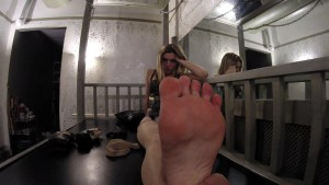 Sexy Foot Fetish POV