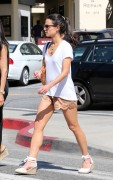 Jordana Brewster | Out & about in Brentwood | March 7 | 14 pics