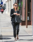 Jessica Alba - Going to Kreation Juice in Beverly Hills 3/8/15