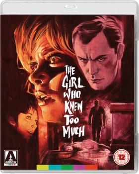 La ragazza che sapeva troppo (1963) Full Blu-Ray 46Gb AVC ITA LPCM 2.0 ENG DD 2.0