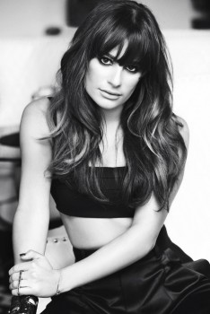 Lea Michele - Colored Picture - x 1