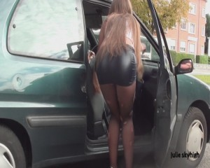 Ripped Pantyhose And Etc 75