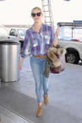 Reese Witherspoon is spotted as she arrives at LAX airport in Los Angeles, CA March 9-2015 x40