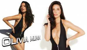 Olivia Munn - Esquire Mexico Wallpaper
