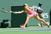 Eugenie Bouchard 2015 BNP Paribas Open at Indian Wells - March 16-2015 x2