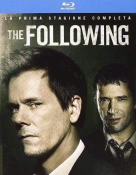 The Following - Stagione 1 (2013) [3-Blu-Ray] Full Blu-Ray 110Gb AVC ITA DD 2.0 ENG DTS-HD MA 5.1 MULTI