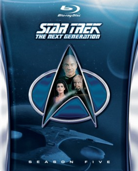 Star Trek: The Next Generation - Stagione 5 (1992) [6-Blu-Ray] Full Blu-Ray 253Gb AVC ITA DD 2.0 ENG DTS-HD MA 7.1 MULTI