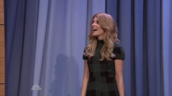 GRACE HELBIG - The Tonight Show 03.25.5
