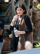 Kylie Jenner - Furniture Shopping in West Hollywood 3/25/15