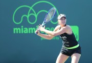 Maria Sharapova Practice during the Miami Open Tennis tournament in Key Biscayne March 25-2015 x1