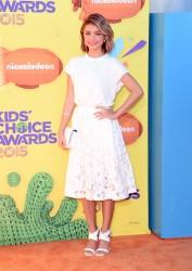 Sarah Hyland - 28th Annual Nickelodeon Kids Choice Awards in Inglewood 3/28/15