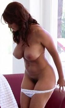 Janet Mason Creampie in Pure Mature Cover