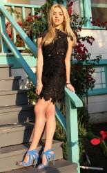 Peyton Roi List - Jennifer Cooper Photoshoot