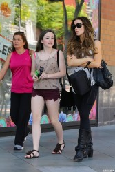 Kate Beckinsale - Shopping in Santa Monica - June 19th 2012